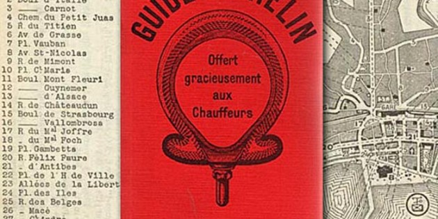Michelin Guide – From Past to Present