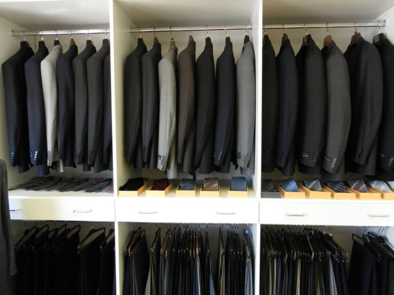 Differences Between off the Rack, Made to Measure and Bespoke Suits
