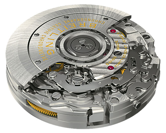 Mechanical Watches - Breitling