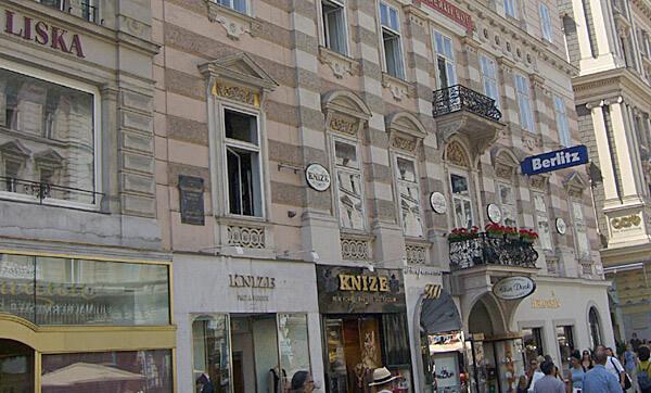 Vienna - Knize bespoke tailoring