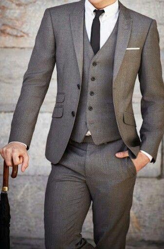 3 piece suit