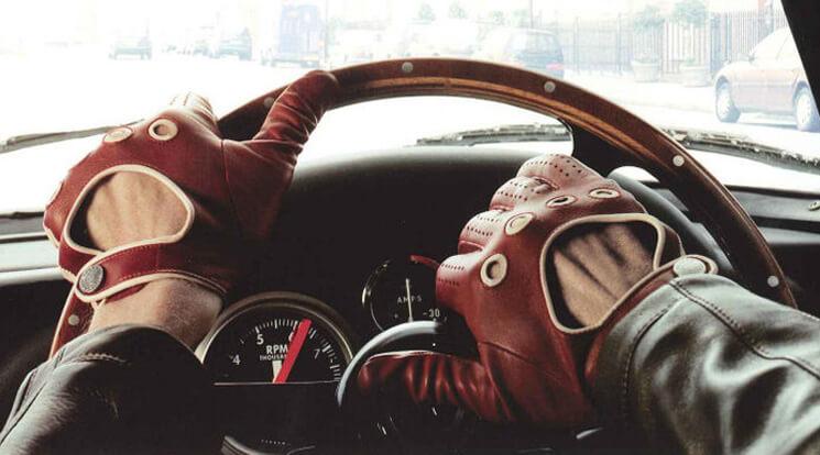 shop skin deer gagets ferrari parts italian en driving auto gloves