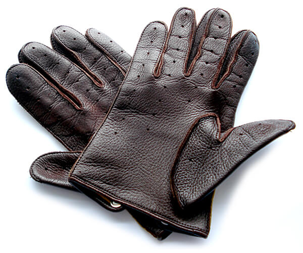Sakari Sauso driving gloves