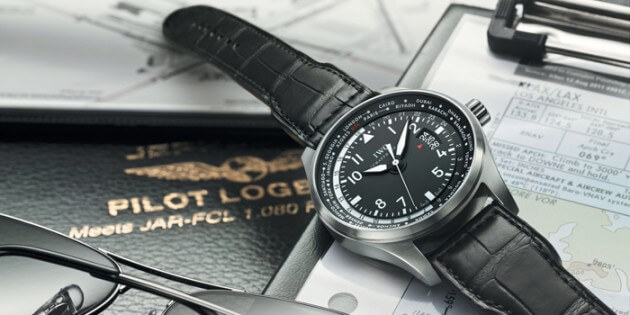 IWC Schaffhausen – Measuring Time With Style