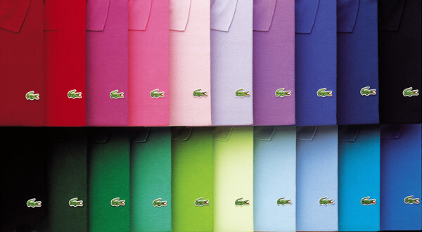 Lacoste Polo Shirts Colors Polo Shirt Lacoste