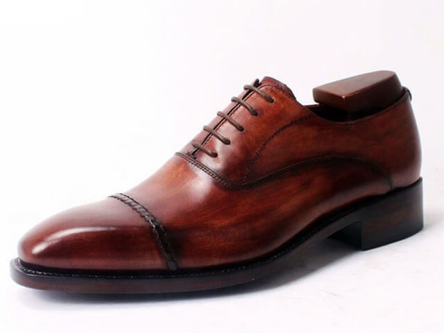 Classic Solo Handmade Shoes | Raoul Pop