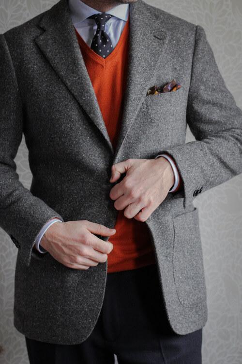Wool Sweater Men