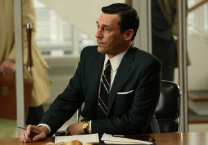Mad Men Vintage Classic Suit