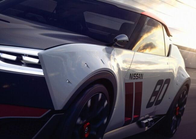Nissan IDx Nismo Concept 4