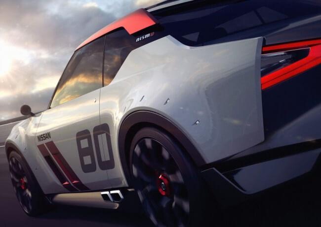 Nissan IDx Nismo Concept 3