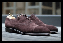 Shoe Care Part 2: Suede