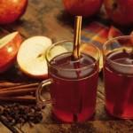 apple cider autumn drinks