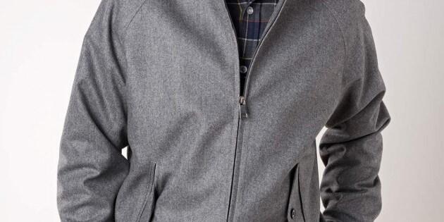 How to style the Harrington Jacket