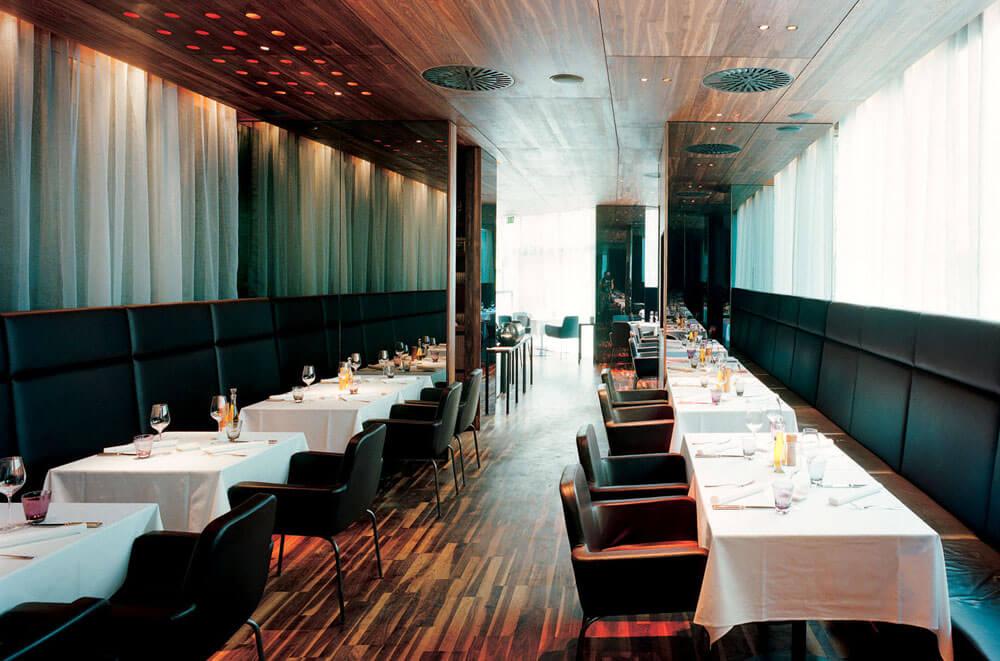 Restaurant Fabios, Vienna, Austria