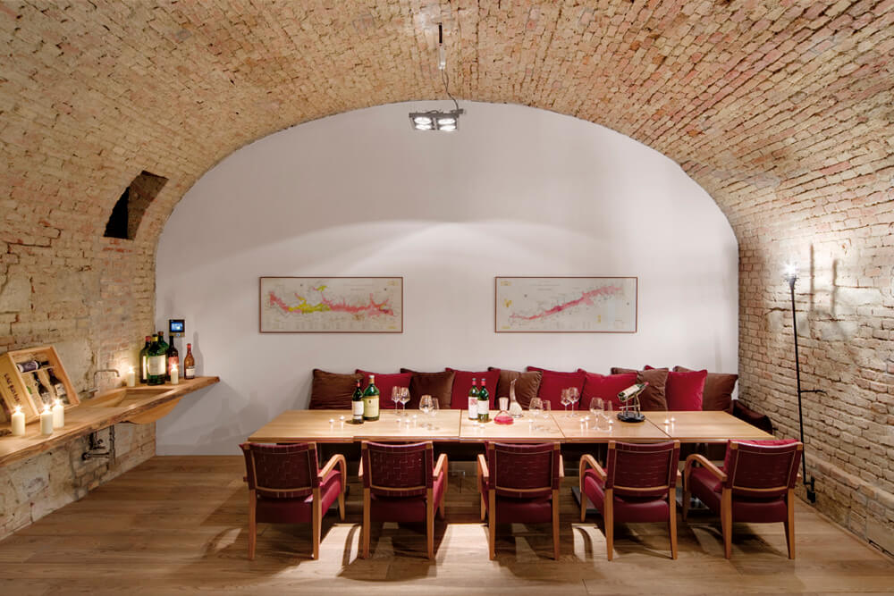 Restaurant at Palais Coburg
