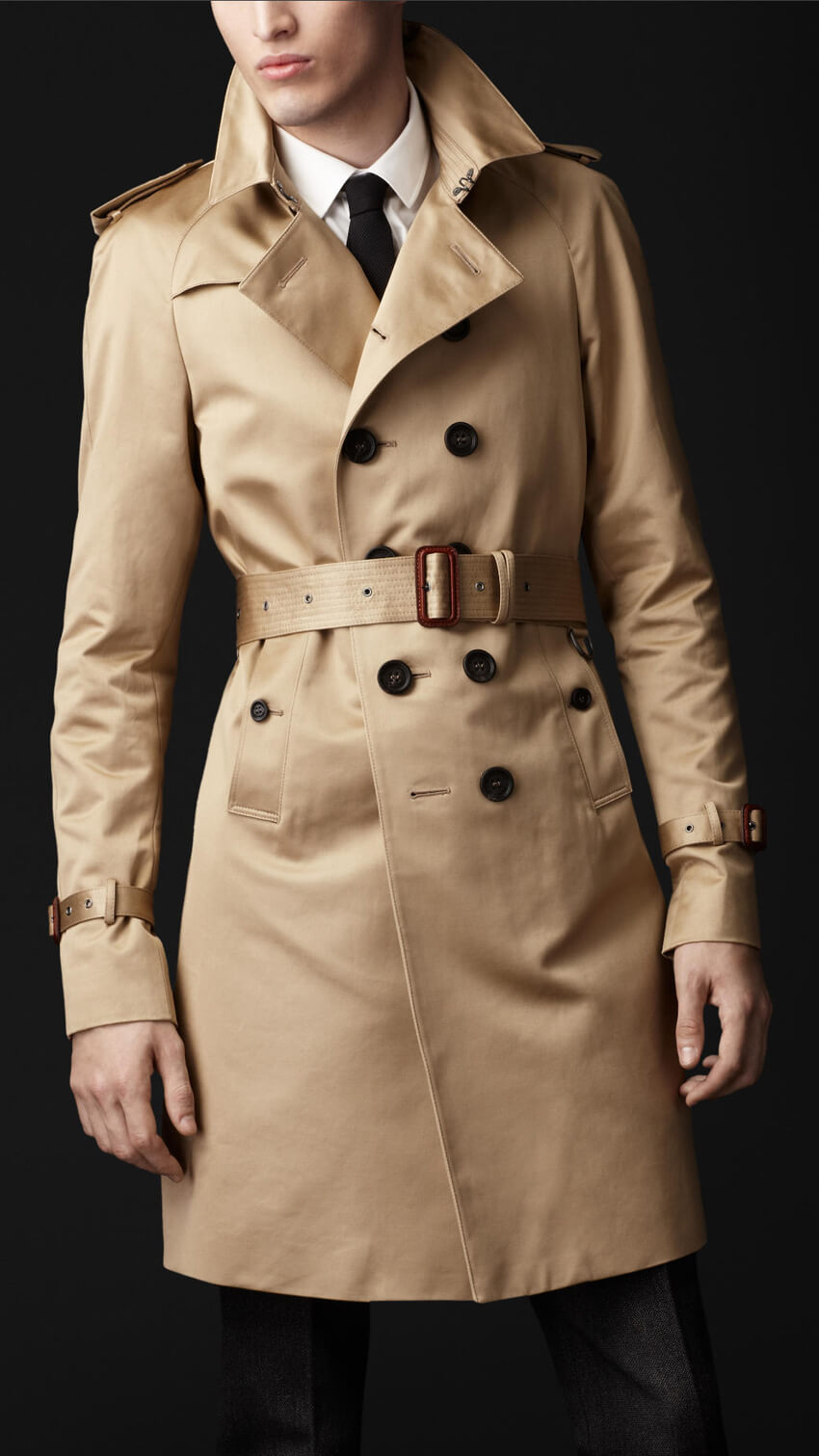 How to Use Trench Coat
