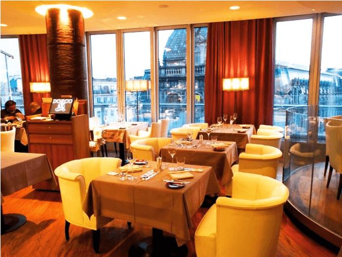Vienna restaurant Do. & Co.