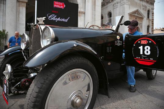 Chopard and Mille Miglia
