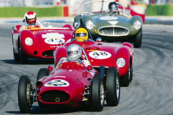 Panerai and Ferrari