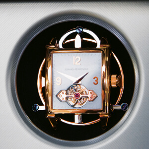 Girard Perregaux and Rolls Royce
