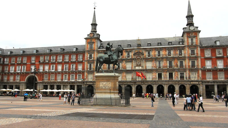 Madrid Tapas Guide, Plaza Mehor