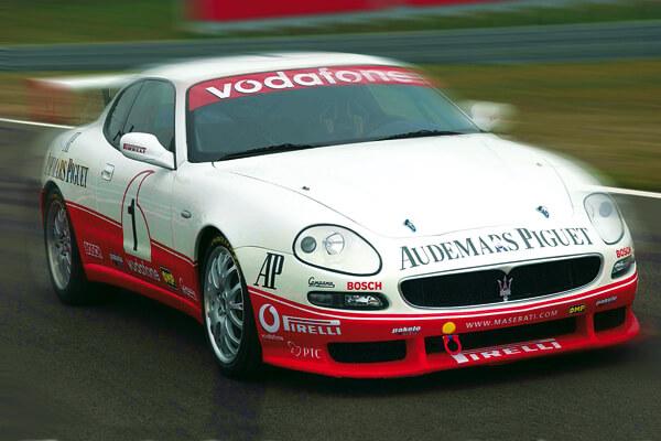 Maserati and Audemars Piguet