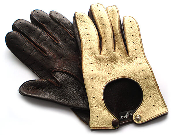 Sakari Sauso driving gloves