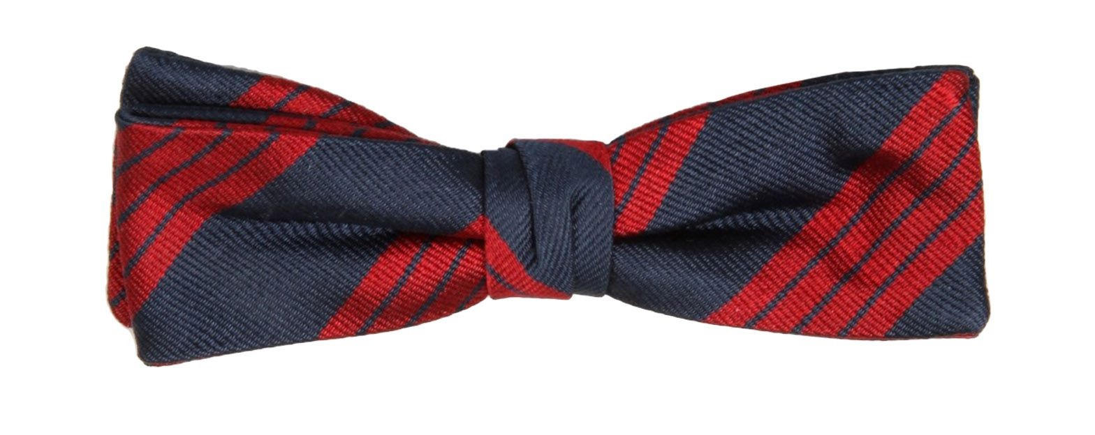 Band of Outsiders striped bow tie