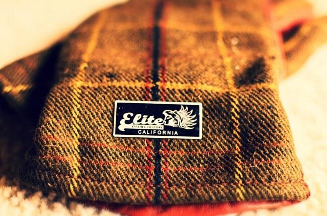 elite gloves closeup