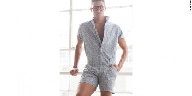 Male Rompers – The new fad of 2017.  Is it for the modern gentleman?