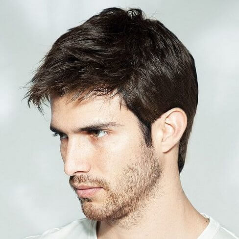 8 Cool Men S Short Hairstyles For Inspiration